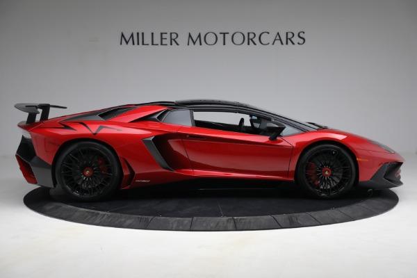 Used 2017 Lamborghini Aventador LP 750-4 SV for sale $599,900 at Bugatti of Greenwich in Greenwich CT 06830 12