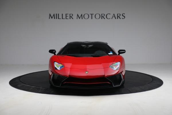 Used 2017 Lamborghini Aventador LP 750-4 SV for sale $599,900 at Bugatti of Greenwich in Greenwich CT 06830 17