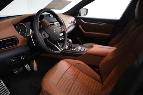 New 2021 Maserati Levante S GranSport for sale $112,899 at Bugatti of Greenwich in Greenwich CT 06830 13