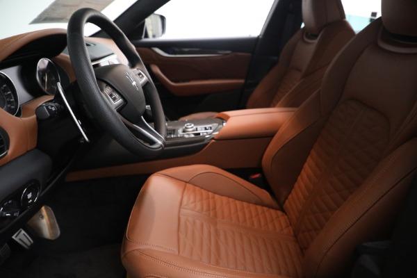 New 2021 Maserati Levante S GranSport for sale $112,899 at Bugatti of Greenwich in Greenwich CT 06830 14