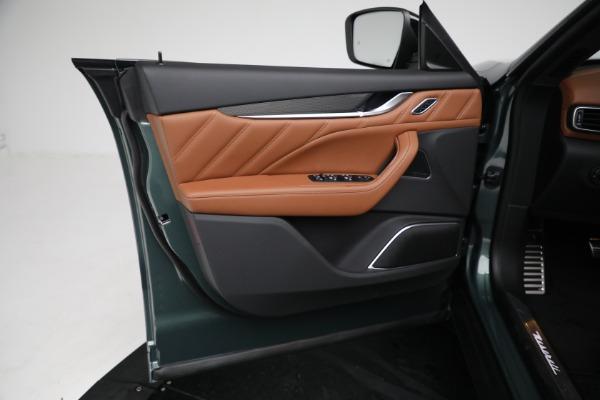 New 2021 Maserati Levante S GranSport for sale $112,899 at Bugatti of Greenwich in Greenwich CT 06830 16