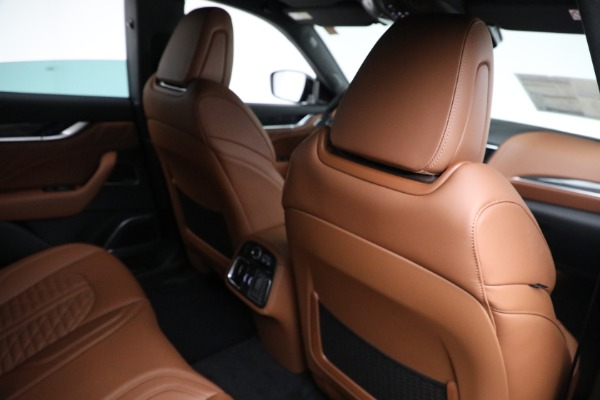 New 2021 Maserati Levante S GranSport for sale $112,899 at Bugatti of Greenwich in Greenwich CT 06830 22