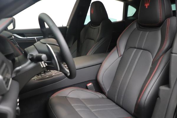 New 2021 Maserati Levante S GranSport for sale $105,799 at Bugatti of Greenwich in Greenwich CT 06830 14