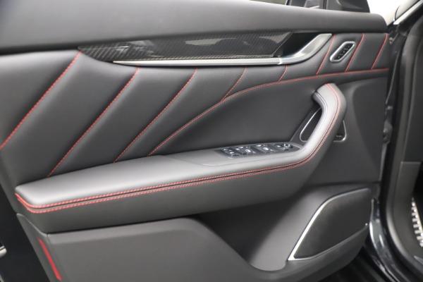 New 2021 Maserati Levante S GranSport for sale $105,799 at Bugatti of Greenwich in Greenwich CT 06830 15