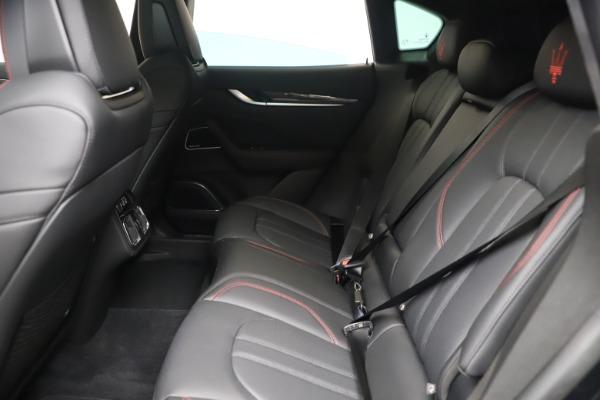 New 2021 Maserati Levante S GranSport for sale $105,799 at Bugatti of Greenwich in Greenwich CT 06830 16