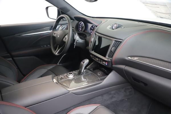 New 2021 Maserati Levante S GranSport for sale $105,799 at Bugatti of Greenwich in Greenwich CT 06830 17