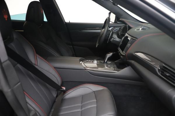 New 2021 Maserati Levante S GranSport for sale $105,799 at Bugatti of Greenwich in Greenwich CT 06830 18