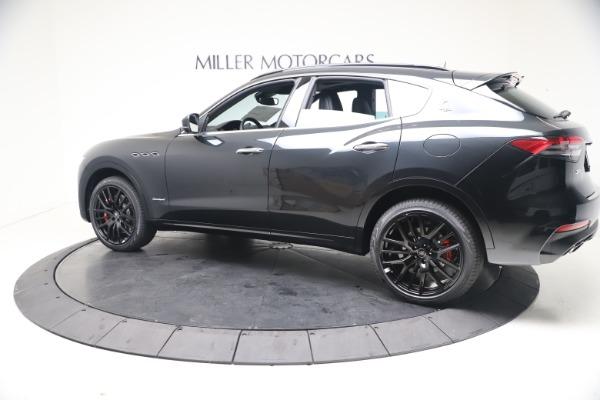New 2021 Maserati Levante S GranSport for sale $105,799 at Bugatti of Greenwich in Greenwich CT 06830 4