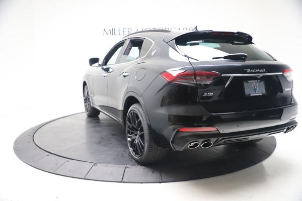 New 2021 Maserati Levante S GranSport for sale $105,799 at Bugatti of Greenwich in Greenwich CT 06830 5