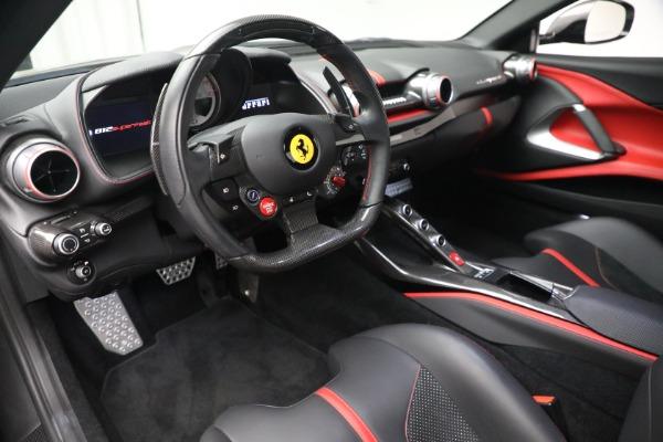 Used 2018 Ferrari 812 Superfast for sale Call for price at Bugatti of Greenwich in Greenwich CT 06830 13