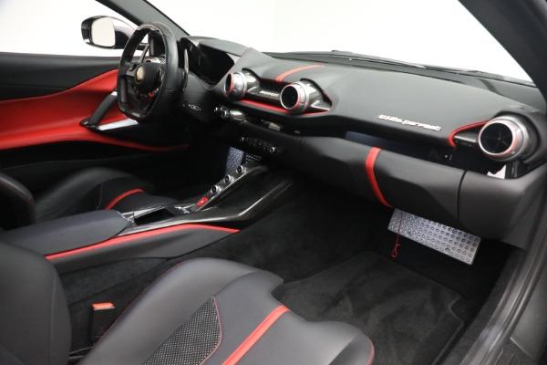Used 2018 Ferrari 812 Superfast for sale Call for price at Bugatti of Greenwich in Greenwich CT 06830 17