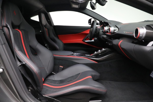 Used 2018 Ferrari 812 Superfast for sale Call for price at Bugatti of Greenwich in Greenwich CT 06830 18