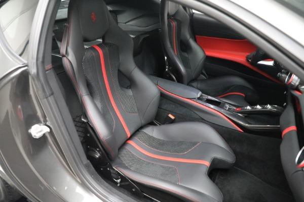 Used 2018 Ferrari 812 Superfast for sale Call for price at Bugatti of Greenwich in Greenwich CT 06830 19