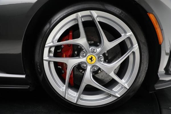 Used 2018 Ferrari 812 Superfast for sale Call for price at Bugatti of Greenwich in Greenwich CT 06830 23