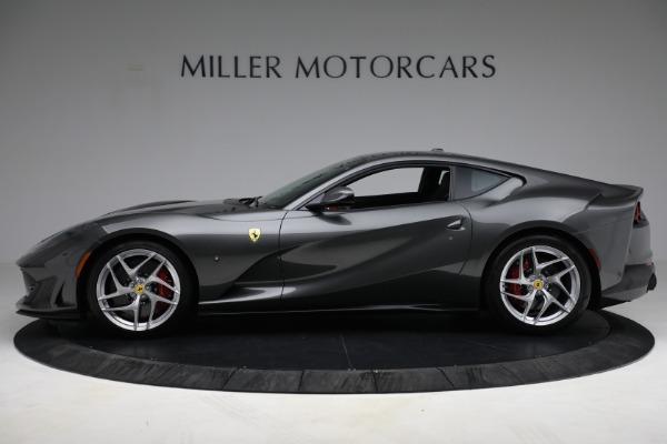 Used 2018 Ferrari 812 Superfast for sale Call for price at Bugatti of Greenwich in Greenwich CT 06830 3