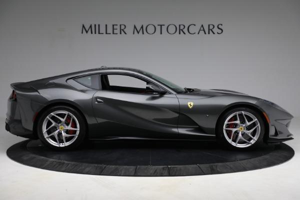Used 2018 Ferrari 812 Superfast for sale Call for price at Bugatti of Greenwich in Greenwich CT 06830 9