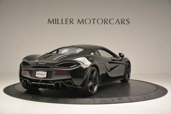 Used 2016 McLaren 570S for sale Sold at Bugatti of Greenwich in Greenwich CT 06830 7