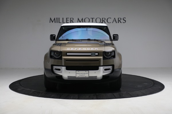 Used 2021 Land Rover Defender 90 First Edition for sale $69,900 at Bugatti of Greenwich in Greenwich CT 06830 12