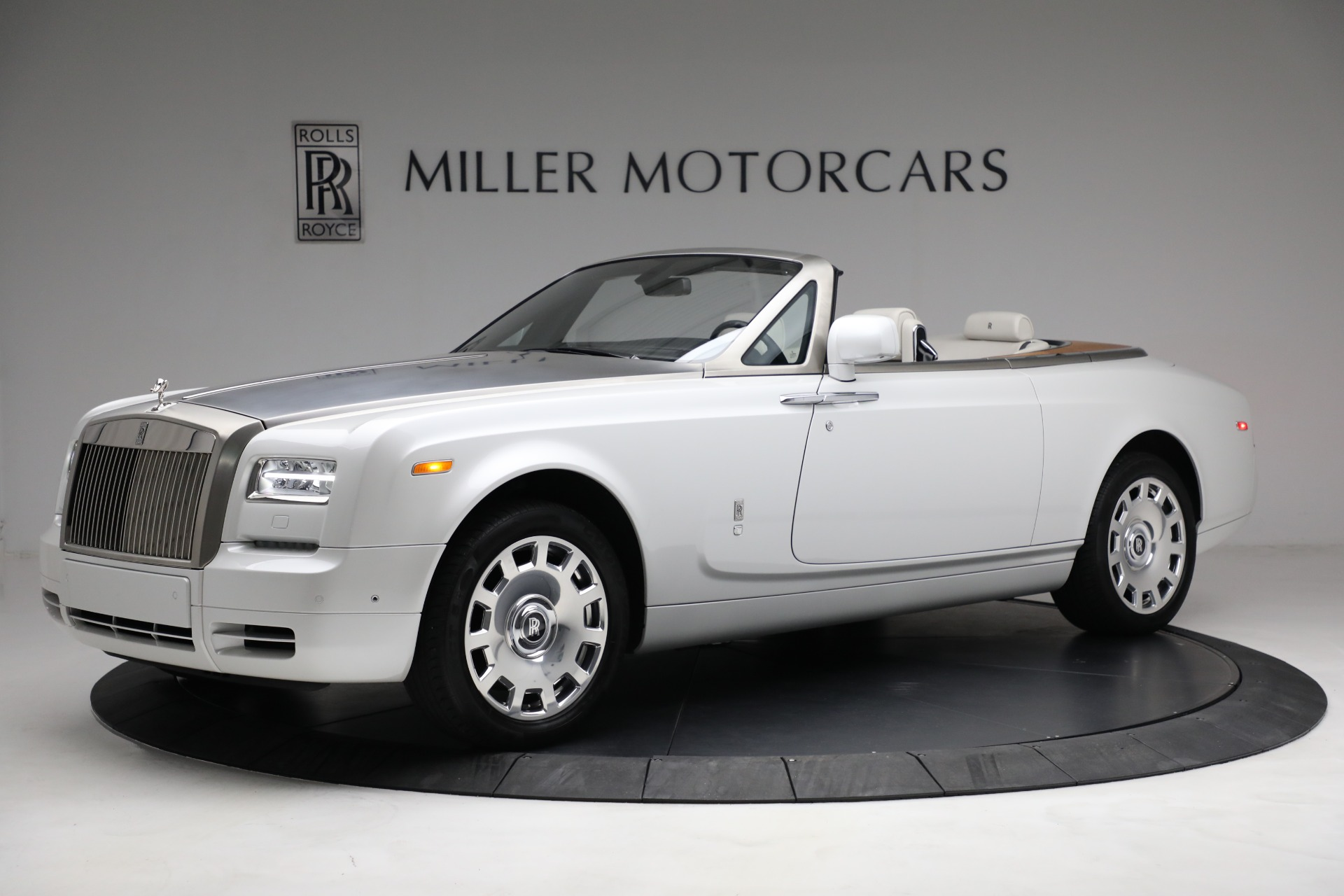Used 2017 Rolls-Royce Phantom Drophead Coupe for sale Call for price at Bugatti of Greenwich in Greenwich CT 06830 1