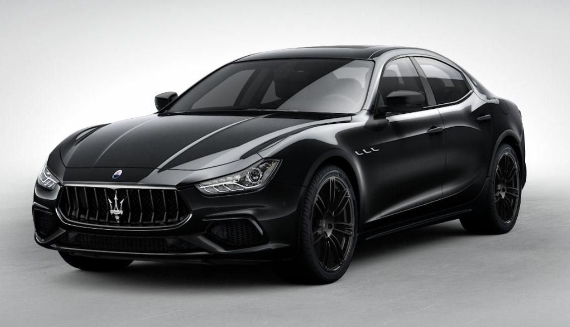 New 2021 Maserati Ghibli SQ4 for sale $91,244 at Bugatti of Greenwich in Greenwich CT 06830 1