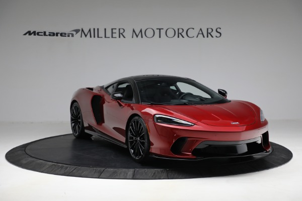 New 2021 McLaren GT Luxe for sale $217,275 at Bugatti of Greenwich in Greenwich CT 06830 10