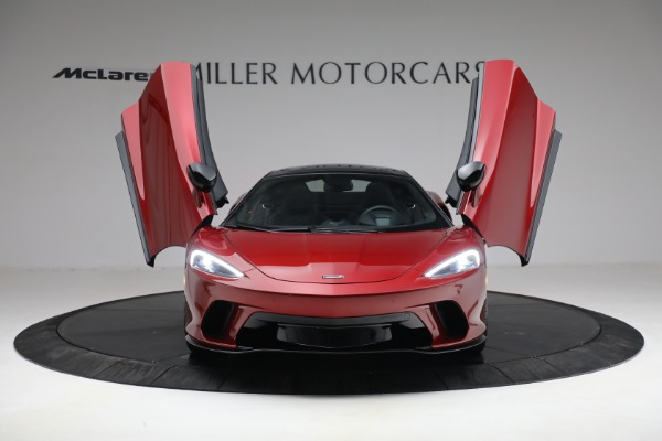 New 2021 McLaren GT Luxe for sale $217,275 at Bugatti of Greenwich in Greenwich CT 06830 12