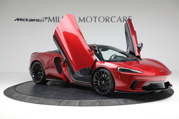 New 2021 McLaren GT Luxe for sale $217,275 at Bugatti of Greenwich in Greenwich CT 06830 19