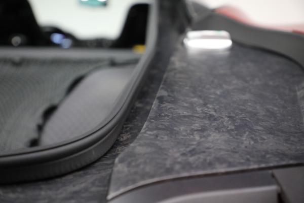 New 2021 McLaren GT for sale $217,275 at Bugatti of Greenwich in Greenwich CT 06830 28