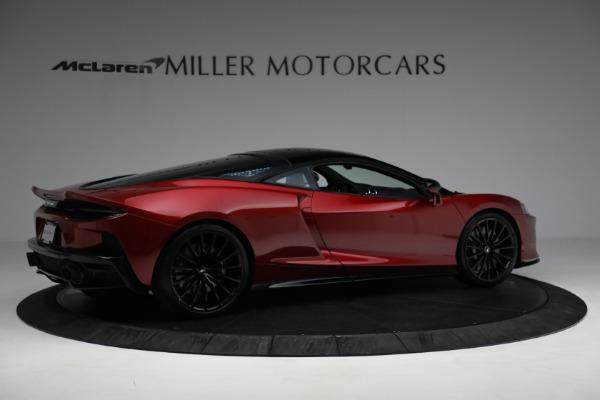 New 2021 McLaren GT for sale $217,275 at Bugatti of Greenwich in Greenwich CT 06830 8
