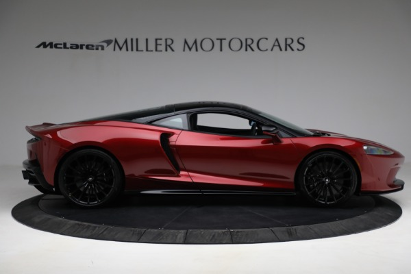 New 2021 McLaren GT Luxe for sale $217,275 at Bugatti of Greenwich in Greenwich CT 06830 9