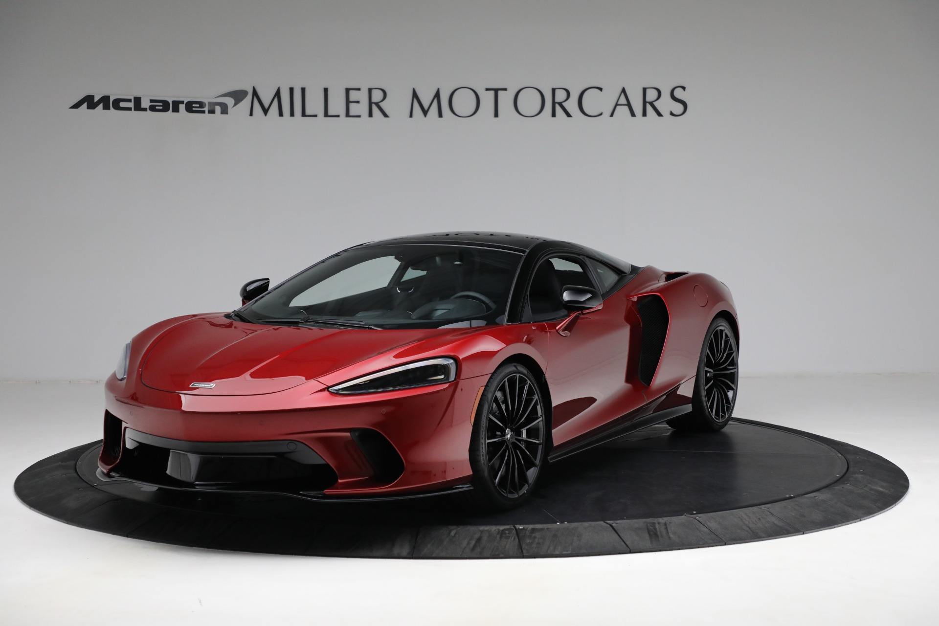 New 2021 McLaren GT Luxe for sale $217,275 at Bugatti of Greenwich in Greenwich CT 06830 1