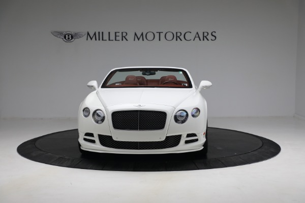 Used 2015 Bentley Continental GT Speed for sale $145,900 at Bugatti of Greenwich in Greenwich CT 06830 10