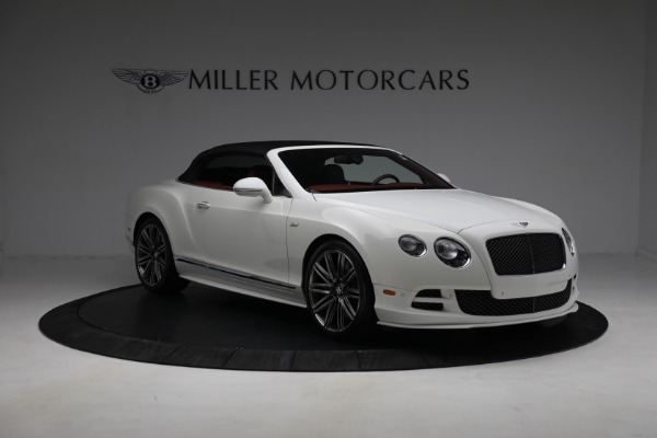 Used 2015 Bentley Continental GT Speed for sale $145,900 at Bugatti of Greenwich in Greenwich CT 06830 14