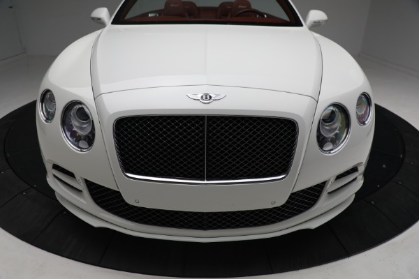Used 2015 Bentley Continental GT Speed for sale $145,900 at Bugatti of Greenwich in Greenwich CT 06830 15