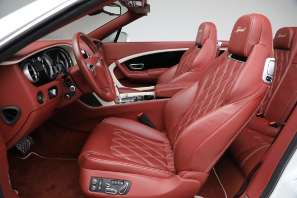 Used 2015 Bentley Continental GT Speed for sale $145,900 at Bugatti of Greenwich in Greenwich CT 06830 19
