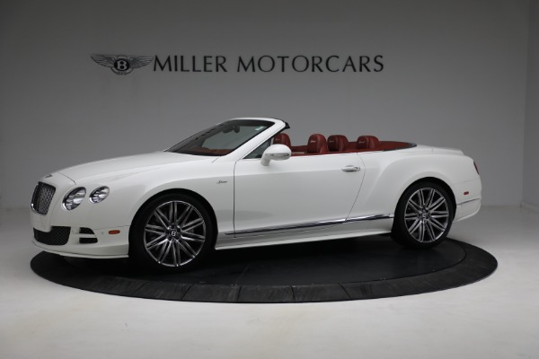 Used 2015 Bentley Continental GT Speed for sale $145,900 at Bugatti of Greenwich in Greenwich CT 06830 2