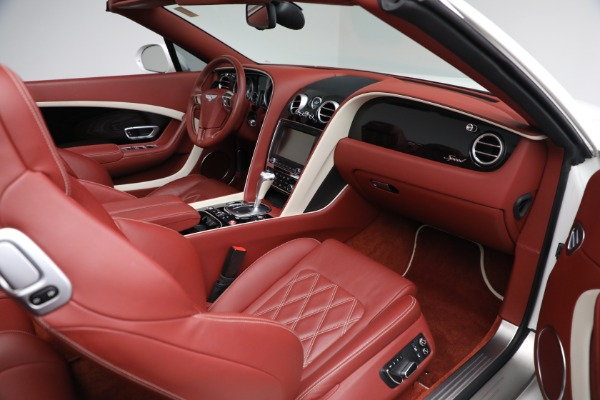 Used 2015 Bentley Continental GT Speed for sale $145,900 at Bugatti of Greenwich in Greenwich CT 06830 20