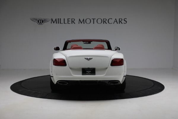 Used 2015 Bentley Continental GT Speed for sale $145,900 at Bugatti of Greenwich in Greenwich CT 06830 6