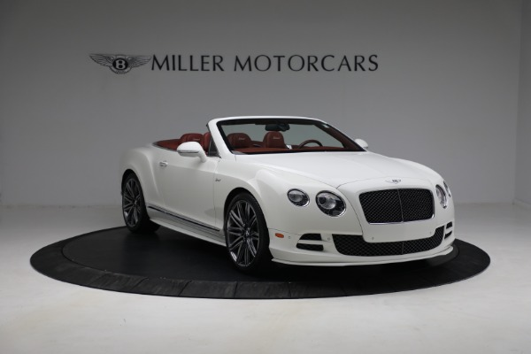 Used 2015 Bentley Continental GT Speed for sale $145,900 at Bugatti of Greenwich in Greenwich CT 06830 9