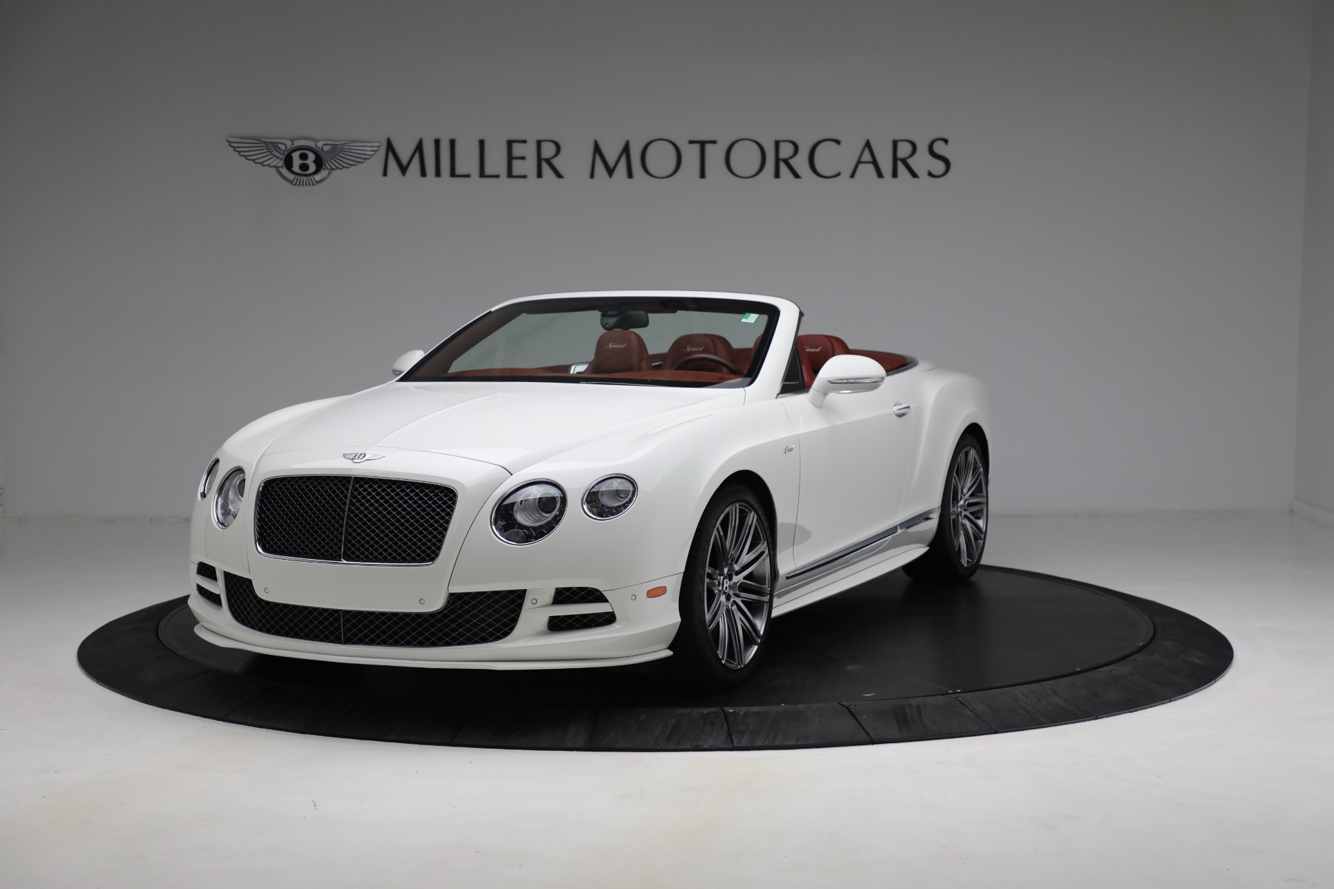 Used 2015 Bentley Continental GT Speed for sale $145,900 at Bugatti of Greenwich in Greenwich CT 06830 1