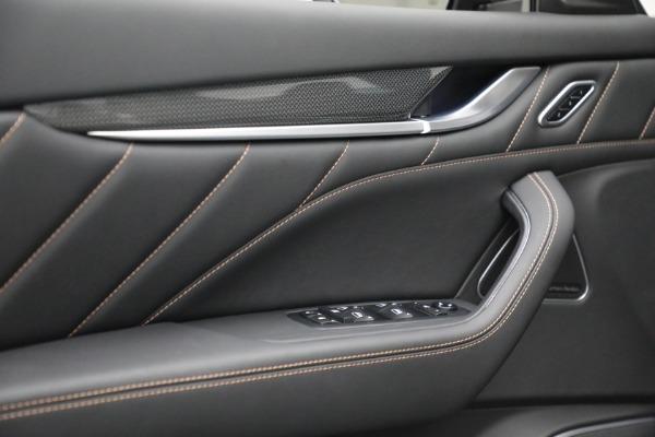 New 2021 Maserati Levante S GranSport for sale $105,849 at Bugatti of Greenwich in Greenwich CT 06830 14