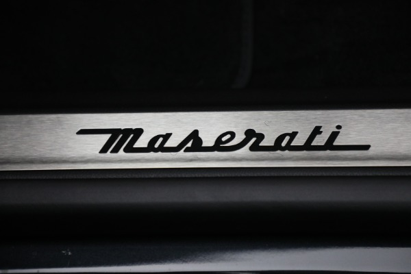 New 2021 Maserati Levante S GranSport for sale $105,849 at Bugatti of Greenwich in Greenwich CT 06830 16