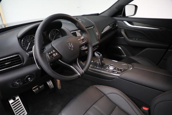 New 2021 Maserati Levante S GranSport for sale $105,849 at Bugatti of Greenwich in Greenwich CT 06830 17