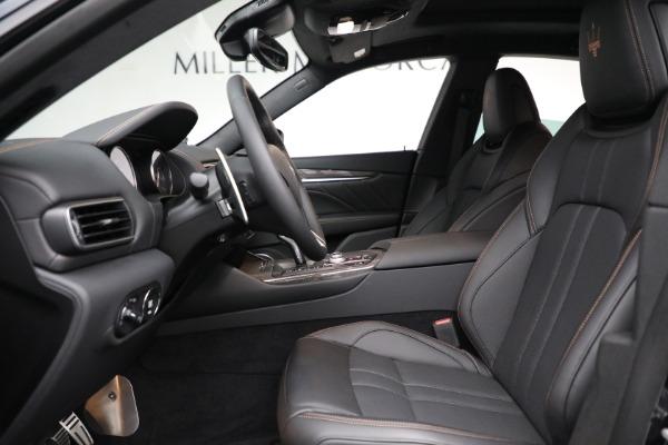 New 2021 Maserati Levante S GranSport for sale $105,849 at Bugatti of Greenwich in Greenwich CT 06830 18