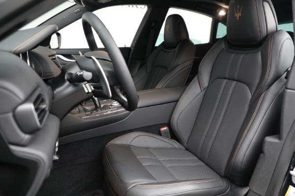 New 2021 Maserati Levante S GranSport for sale $105,849 at Bugatti of Greenwich in Greenwich CT 06830 19