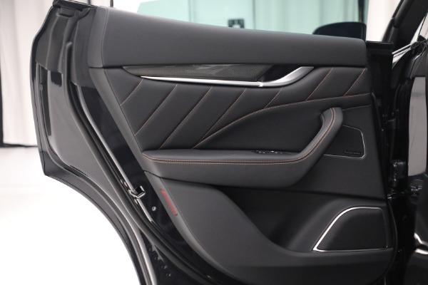 New 2021 Maserati Levante S GranSport for sale $105,849 at Bugatti of Greenwich in Greenwich CT 06830 25