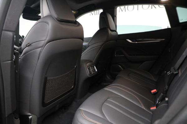 New 2021 Maserati Levante S GranSport for sale $105,849 at Bugatti of Greenwich in Greenwich CT 06830 26