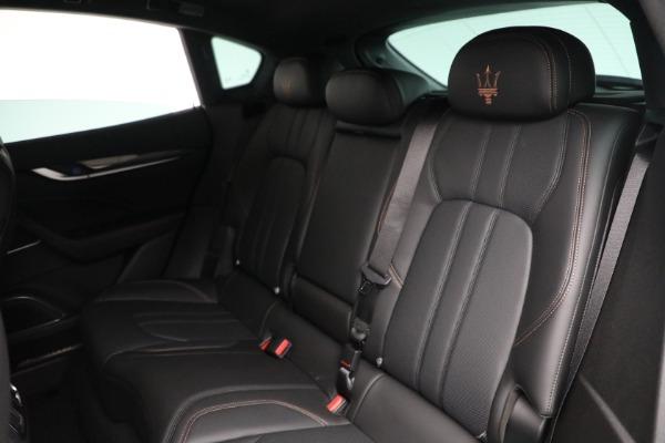 New 2021 Maserati Levante S GranSport for sale $105,849 at Bugatti of Greenwich in Greenwich CT 06830 28