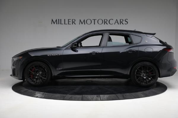 New 2021 Maserati Levante S GranSport for sale $105,849 at Bugatti of Greenwich in Greenwich CT 06830 3