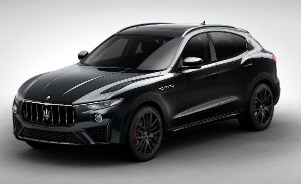 New 2021 Maserati Levante for sale $87,625 at Bugatti of Greenwich in Greenwich CT 06830 1